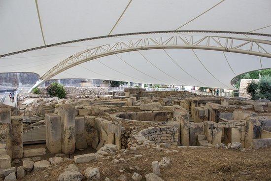 Tarxien, Μάλτα: Il tempio