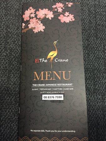 The Crane Japanese Restaurant