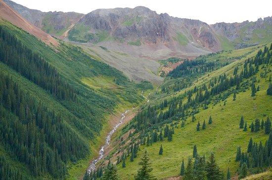 Mountain Village, CO: Ophir Pass