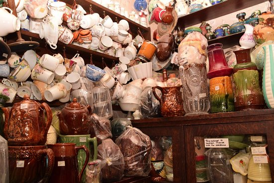 Rideau Lakes, Canadá: Glassware