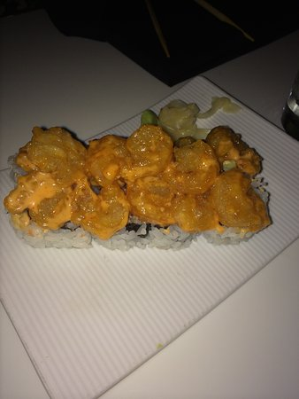 Katsuya: Rock Shrimp Tempura roll - to DIE FOR