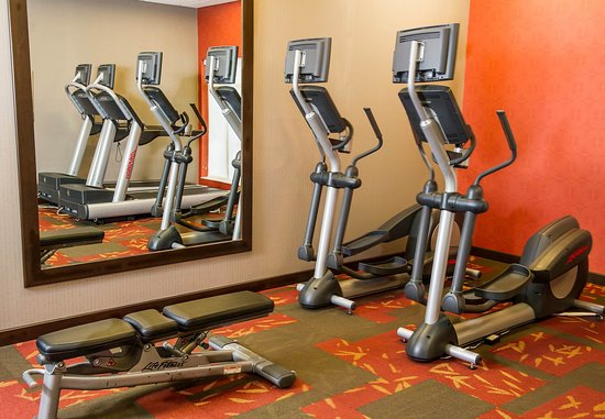 Irmo, Carolina del Sud: Fitness Center