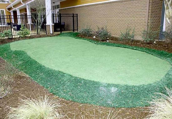 Irmo, Carolina del Sud: Putting Green