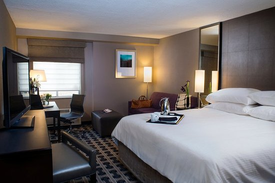 Marshfield, WI: Executive King Room