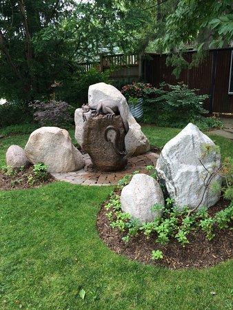 Walt Rickli Interactive Sculpture Garden