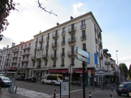 Hotel Actuel Chambery Centre Gare Photo