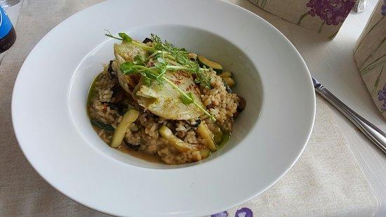 risotto med sopp