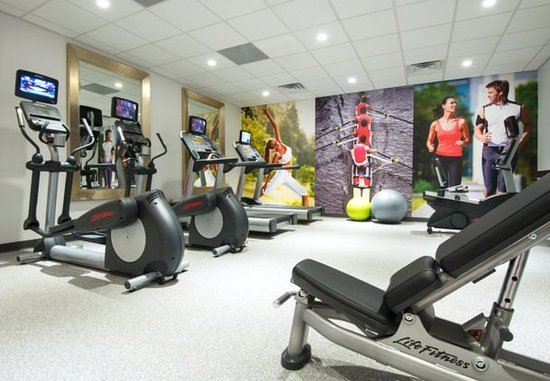 Orangeburg, NY: Fitness Center