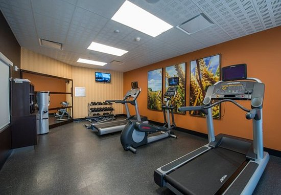 Columbus, MS: Fitness Center