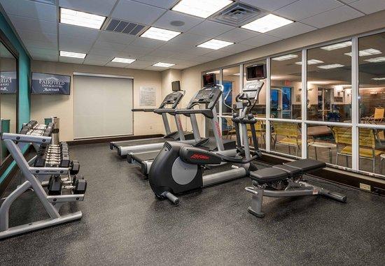 เมริเดียน, มิซซิสซิปปี้: Fitness Center