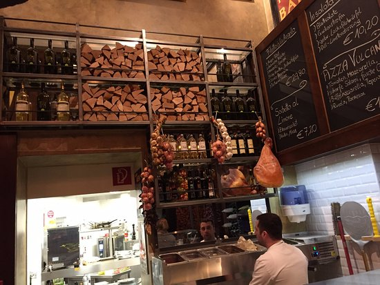 Ristorante Pizzeria Angelo: Indoor