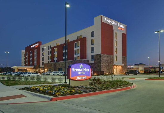 SpringHill Suites Dallas Plano/Frisco