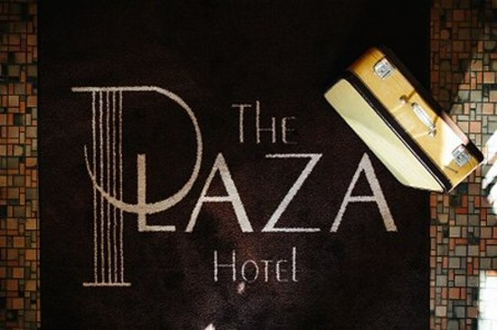 The Plaza Hotel: Welcome