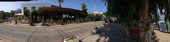 Cimentepe: panoramic view