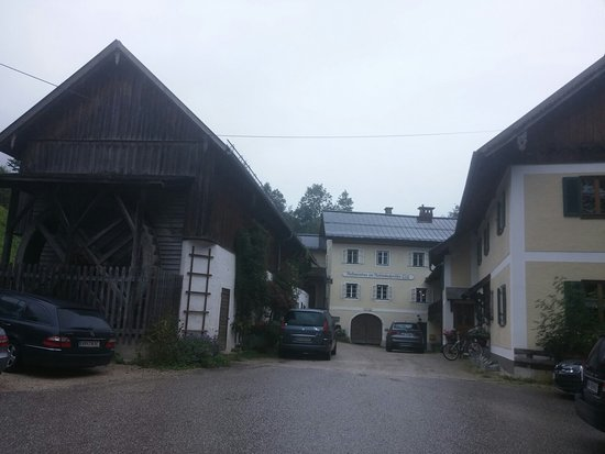 Gasthof Rettenbachmuhle: 20160812_144907_large.jpg