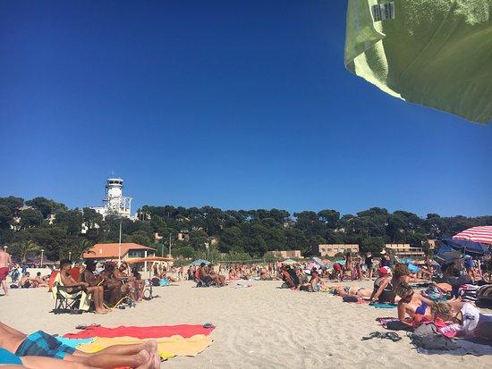 La Couronne, Frankrike: Juste en face de la mer