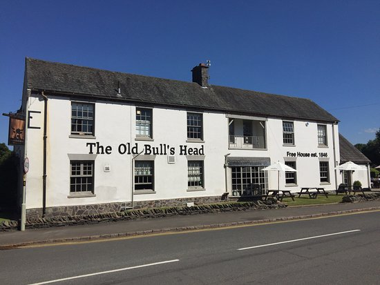 The Old Bull's Head: OBH Front