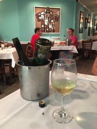 Lavallette, นิวเจอร์ซีย์: Fantastic dinner