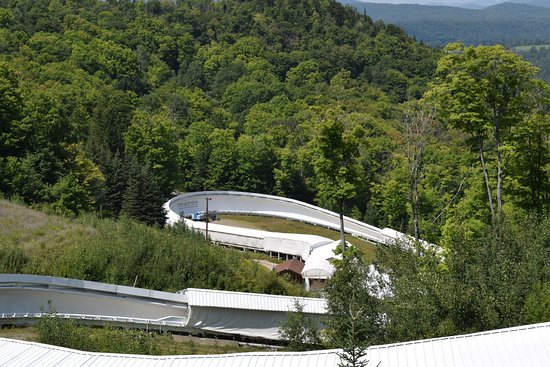 Bobsled and Luge Complex