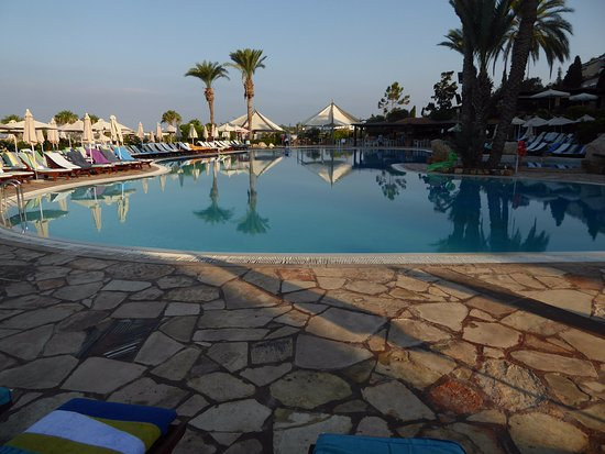 Coral Beach Hotel And Resort Peyia Cyprus