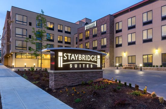 Staybridge Suites Seattle - Fremont