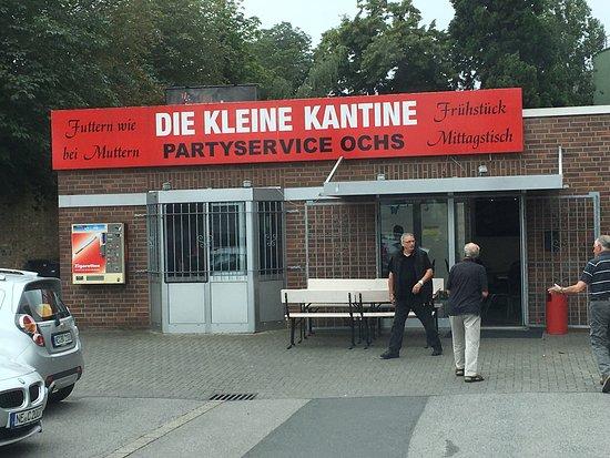 Grevenbroich, Allemagne : Kleine Kantine