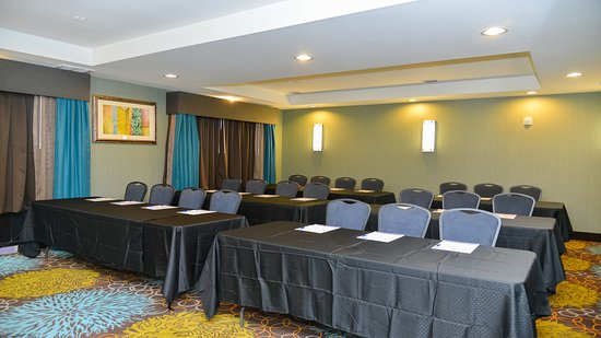 Meeting Room at Holiday Inn Express & Suites Cuero TX