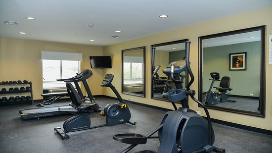 ‪‪Cuero‬, تكساس: Fitness Center at Holiday Inn Express & Suites Cuero TX‬