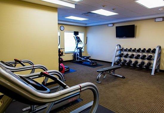 Lancaster, CA: Fitness Center