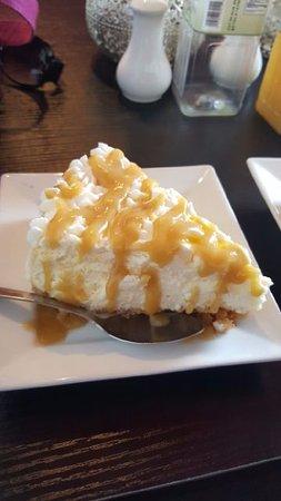 Diego Martin, Trinidad: Cheesecake!!!