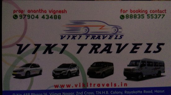Viki Travels