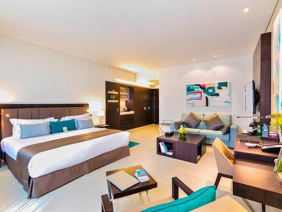 Aparthotel Adagio Premium West Bay Doha: Guest Room