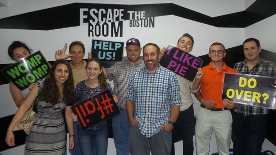 Escape The Room Boston Ma Top Tips Amp Info To Know