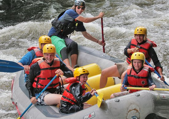 Adventure Sports Rafting Company: Upper Hudson River Gorge