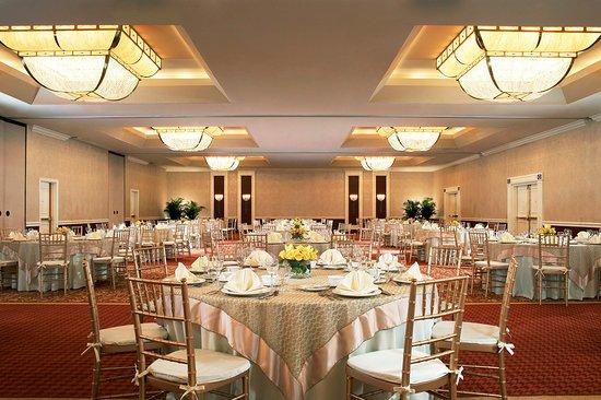 Crowne Plaza Annapolis: Banquet Room