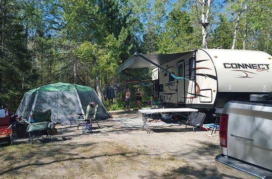 Temagami, Καναδάς: Site 111
