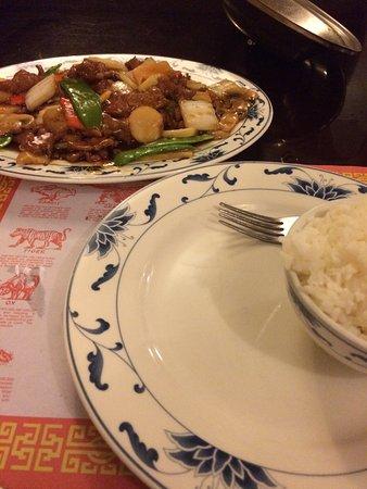 Spartanburg Chinese Food