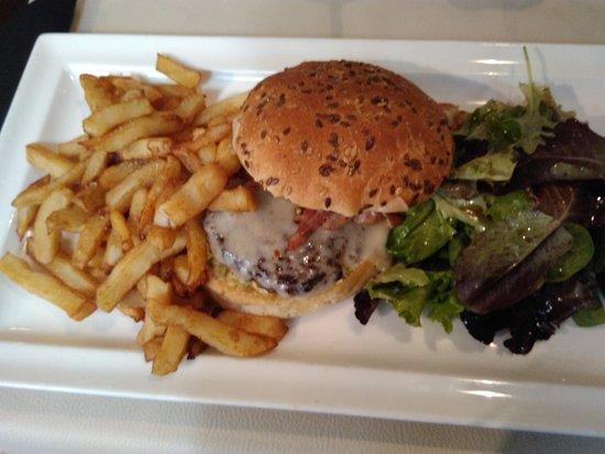 Carte Burger King Quimper.Burger Picture Of Cafe De L Epee Quimper Tripadvisor
