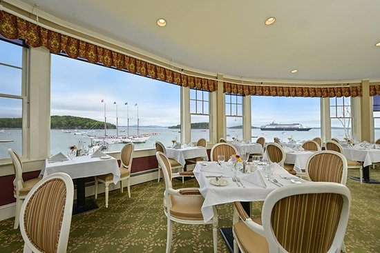 Bar Harbor Inn: Reading Room Restaurant