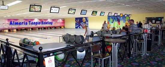 Almería Ten Pin Bowling