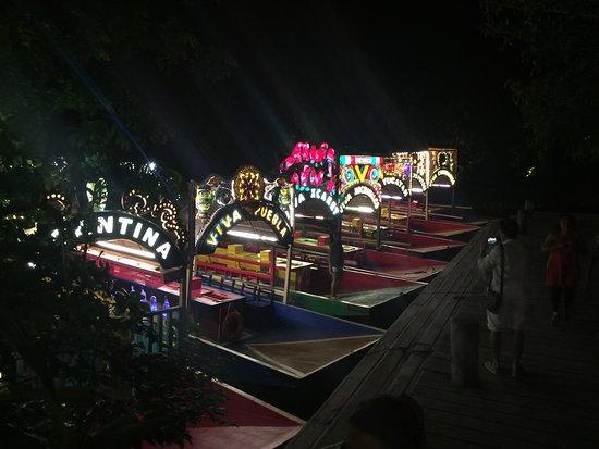 Xoximilco Cancún: Funniest night ever!!!
