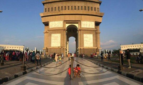 Simpanglima Gumul Monument