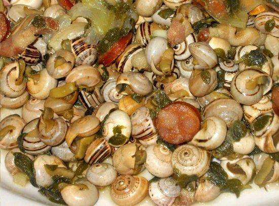 Cidade Velha, Kape Verde: Caracois / Snails / Escargot
