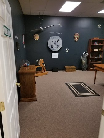 Game Room - Picture of The Great Escape Room, Jacksonville ...