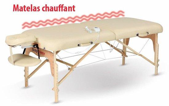 Lorraine, France : Table chauffante