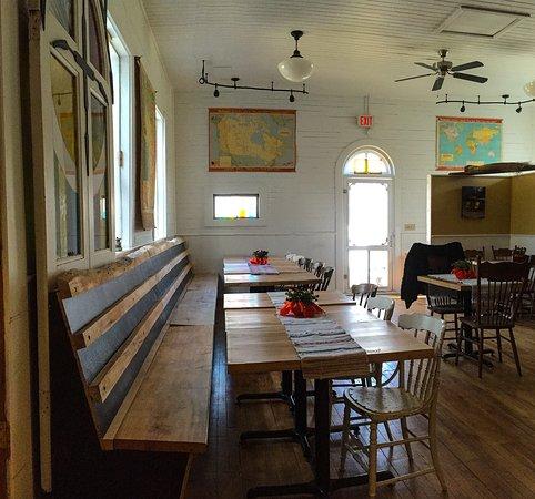 Milford, แคนาดา: Dining Room