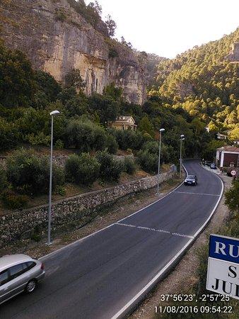 Burunchel, Испания: Relajante.