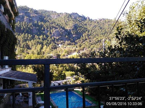 Burunchel, Hiszpania: Relajante.