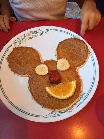 Cheryl's Diner: kids pancakes