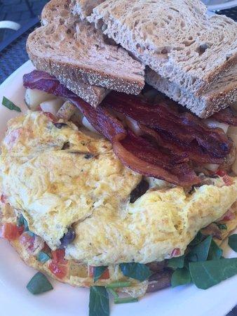 Boiling Springs, PA: Omelette